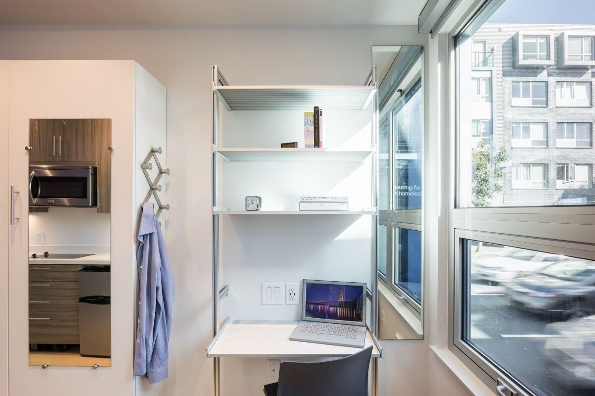 深圳国际家具展,设计周,家具展,集装箱模块化极小公寓