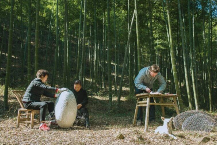深圳国际家具展,设计周,家具展,The Lake•湖 艺术公益